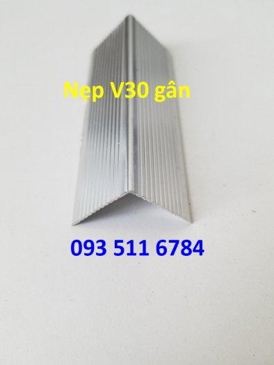 Nẹp V inox màu - Nẹp góc tường - Nẹp nhôm luồn dây điện - Nẹp sàn gỗ nhựa6