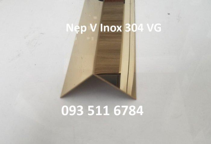 Nẹp V inox màu - Nẹp góc tường - Nẹp nhôm luồn dây điện - Nẹp sàn gỗ nhựa5