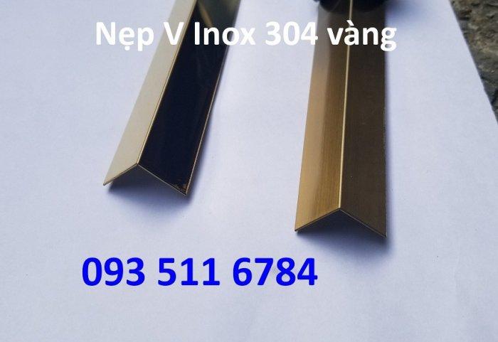 Nẹp V inox màu - Nẹp góc tường - Nẹp nhôm luồn dây điện - Nẹp sàn gỗ nhựa2
