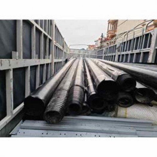 Nylon đen chống thấm 2 mặt hdpe lót hồ ao-0.3mm,0.5mm khổ 4,5,6m-suncogroup2