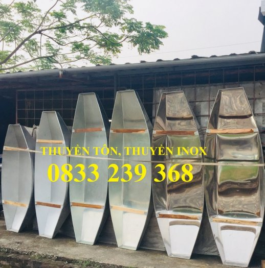 Nơi bán thuyền câu giá rẻ, Thuyền tôn trang trí, Thuyền hái sen4