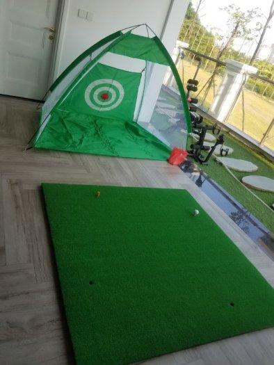 Thảm tập Golf Swing kích thước 1m x 1.2m0