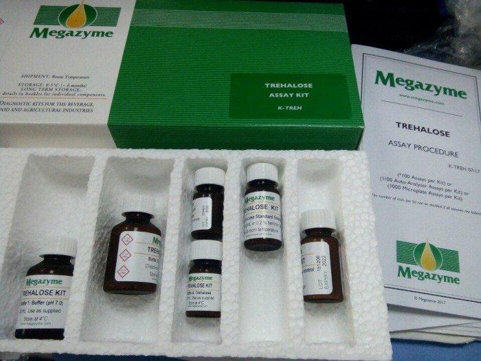 Bộ kits test Megazyme - Ireland trong sản xuất thực phẩm2