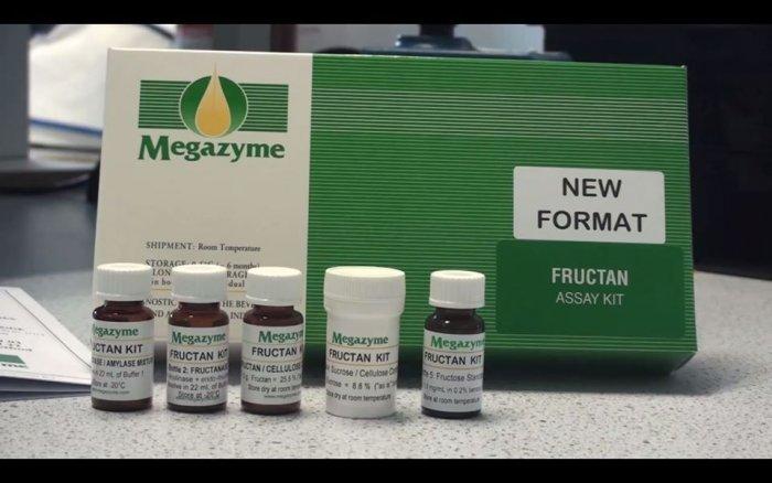 Bộ kits test Megazyme - Ireland trong sản xuất thực phẩm1