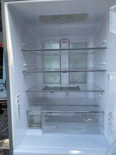 Tủ lạnh Hitachi 5 cánh 415 L, tiết kiệm điện, R600a, màu nâu, còn mới >90%6