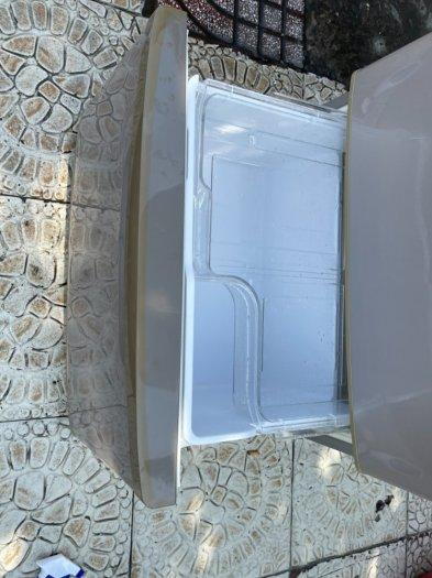 Tủ lạnh Hitachi 5 cánh 415 L, tiết kiệm điện, R600a, màu nâu, còn mới >90%0
