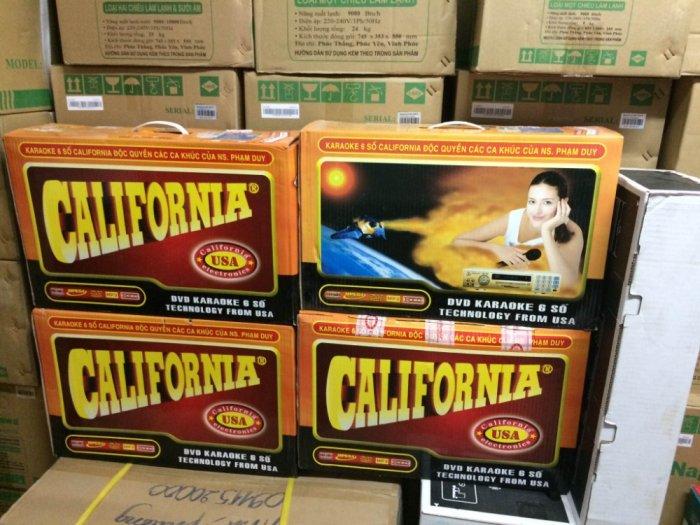 Đầu DVD karaoke California 888TA đa năng0