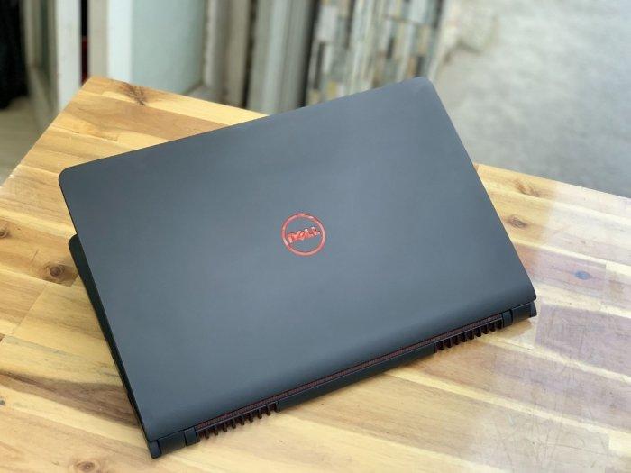Laptop Dell Gaming 7559, i7 6700HQ 8G SSD256 Vga GTX960 4G Full HD Đèn phím a