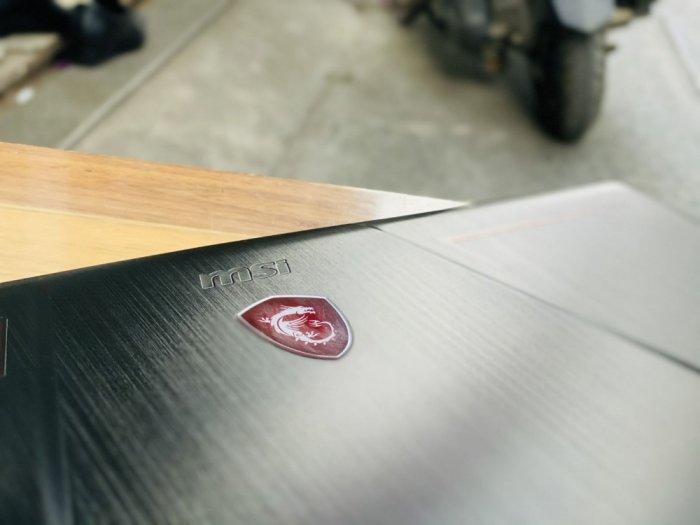 Laptop Gaming MSI GP73 Leopard 8RD/ i7 8750H/ 16G/ SSD256+500G/ GTX1050TI 4G/ LED RGB/ Khủng Long Bạo Chúa/ Giá rẻ
