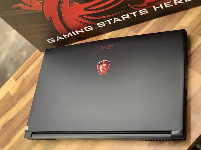 Laptop Gaming MSI GL62 7RD, i7 7700HQ 8G SSD128+1T Full HD GTX1050M Full Box Đẹp Keng zin 100% Giá rẻ