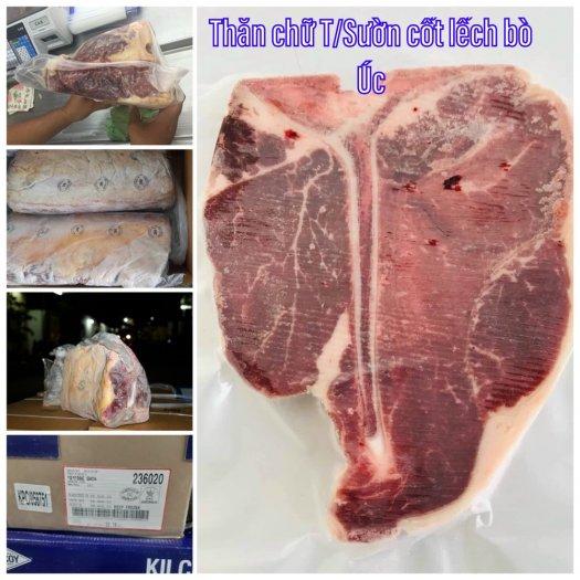 Thăn chữ T/sườn cốt lết bò Úc (Beef Shortloin/T bone) – Loại cao cấp PRS 1ky3753