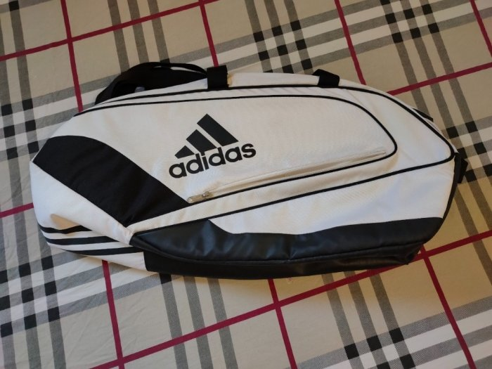 Túi vợt Tennis Adidas & túi đeo chéo Nike .5