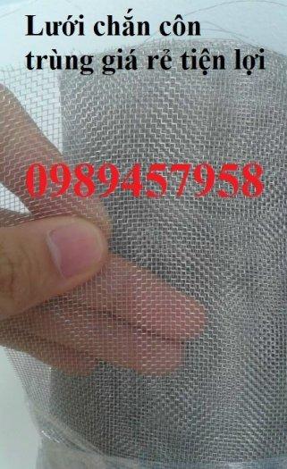 Lưới thép không gỉ Inox 304, Inox 316, lưới chống chuột, chống côn trùng, lưới chống mối1