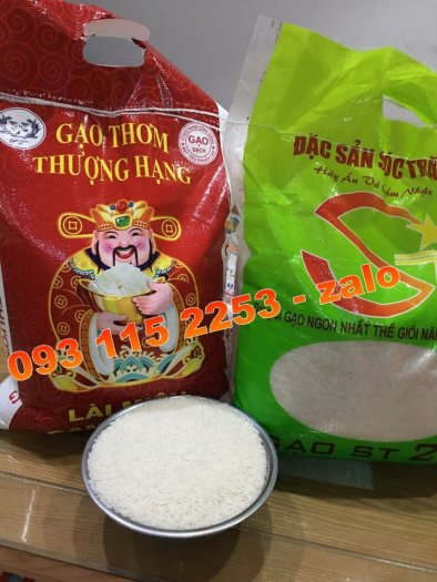 Bao đựng lúa gạo 5kg, 10kg, 25kg, 50kg mùa vụ Đông Xuân7