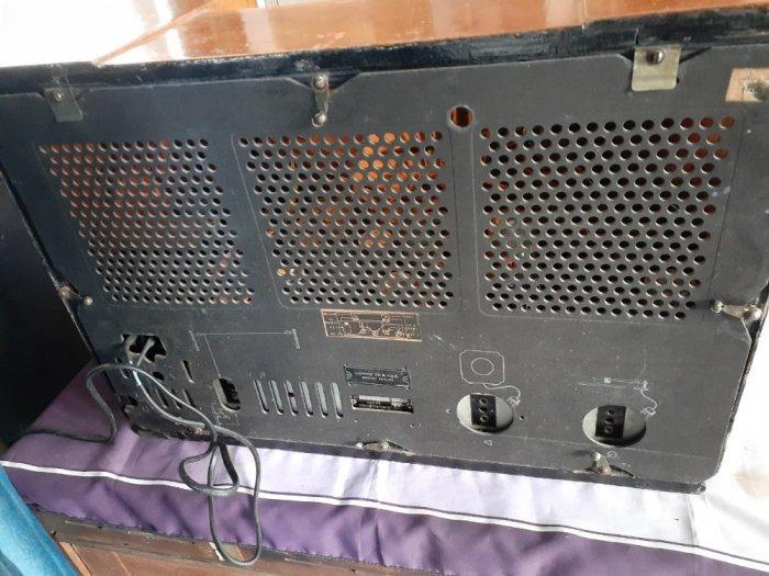 Đài  điện tử  Philips của Hà Lan