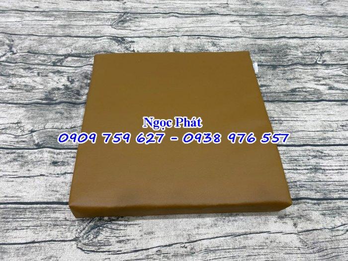 Nệm Ngồi Simili - Nệm Ngồi Cafe - NGỌC PHÁT2