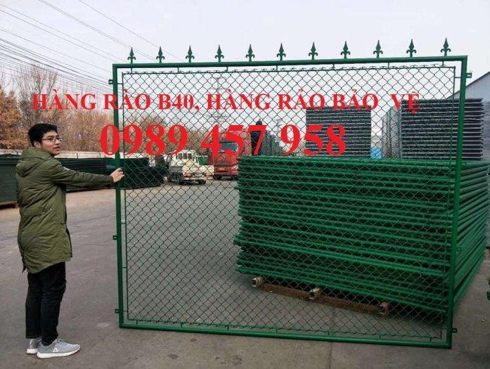 Gia công hàng rào cách ly, hàng rào barie có chốt, Hàng rào phân luồng giao thông11