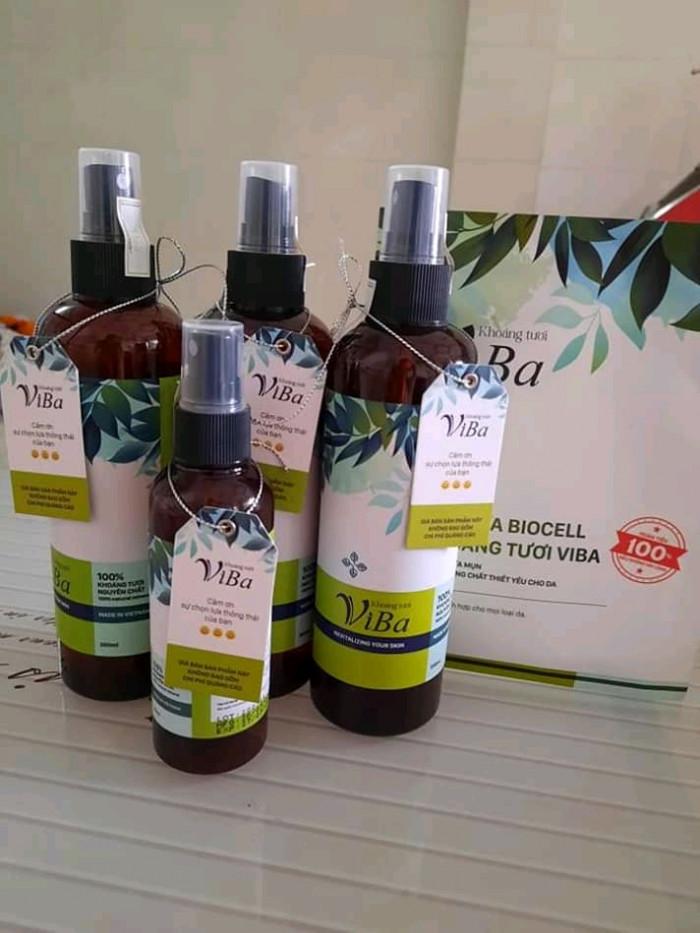 Mua quà tặng 8/3 Mỹ phẩm Skincare tự nhiên Khoáng Tươi Viba4