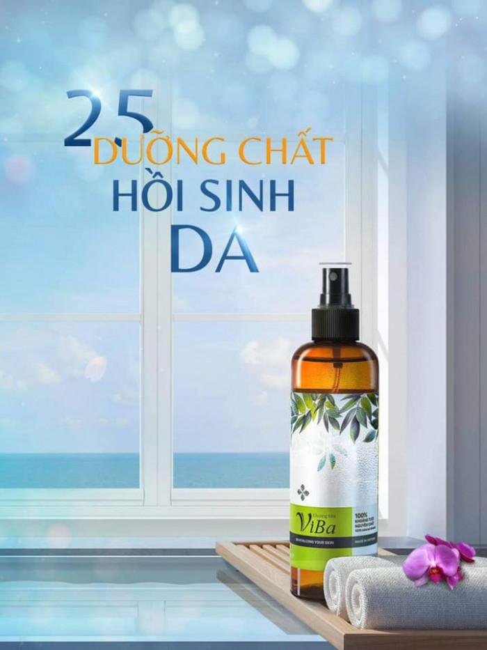 Mua quà tặng 8/3 Mỹ phẩm Skincare tự nhiên Khoáng Tươi Viba12