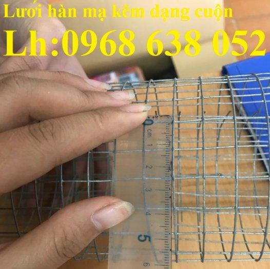 Lưới thép hàn, lưới thép hàn mạ kẽm giá rẻ24