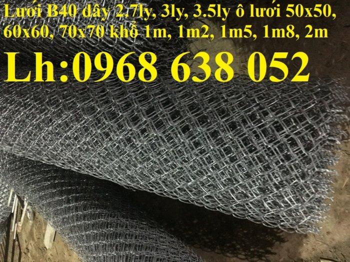 Lưới thép hàn, lưới thép hàn mạ kẽm giá rẻ19