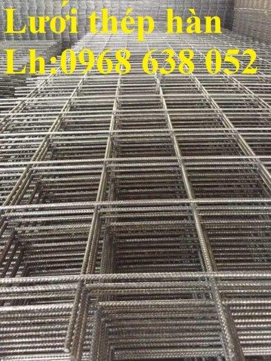 Lưới thép hàn, lưới thép hàn mạ kẽm giá rẻ11