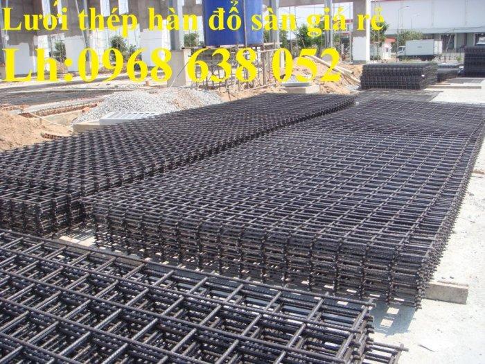 Lưới thép hàn, lưới thép hàn mạ kẽm giá rẻ9