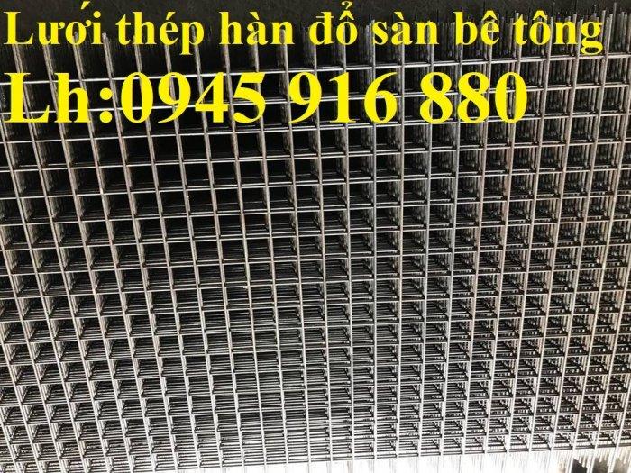 Lưới thép hàn, lưới thép hàn mạ kẽm giá rẻ8