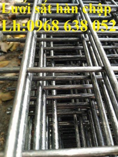 Lưới thép hàn, lưới thép hàn mạ kẽm giá rẻ7