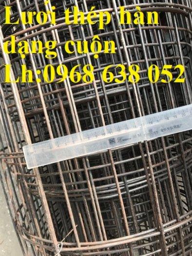 Lưới thép hàn, lưới thép hàn mạ kẽm giá rẻ4