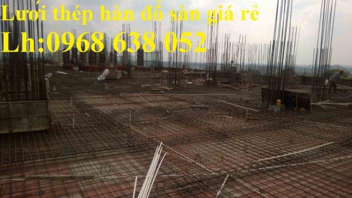 Lưới thép hàn, lưới thép hàn mạ kẽm giá rẻ3