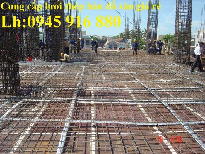 Lưới thép hàn, lưới thép hàn mạ kẽm giá rẻ1