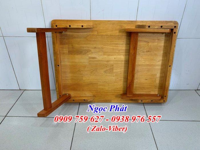 Bàn gỗ gấp gọn - Bàn học sinh - Bàn ngồi bệt - NGỌC PHÁT2