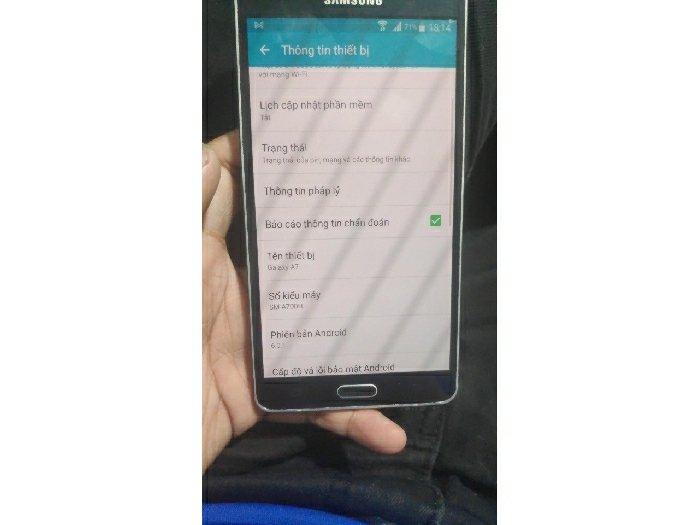 Samsung Galaxy A7 2015 2 sim2