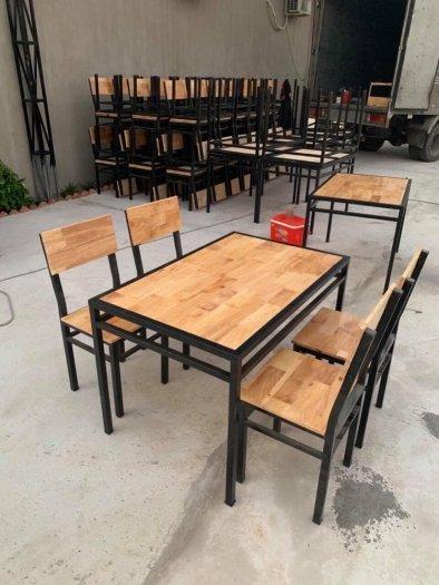Bàn ghế quán ăn giá xưởng-nội thất Nguyễn hoàng0