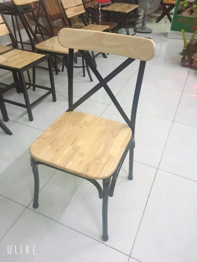 Ghế cafe,quán ăn có nệm- nội thất Nguyễn hoàng1