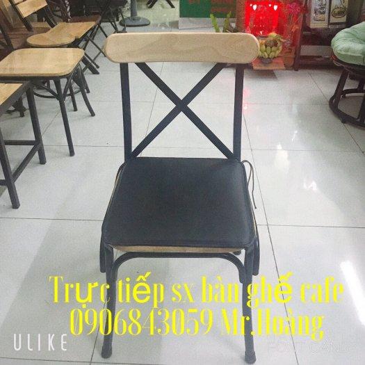 Ghế cafe,quán ăn có nệm- nội thất Nguyễn hoàng0