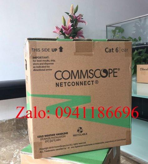 Cáp mạng Commscope Cat6 UTP mã 1427254-66