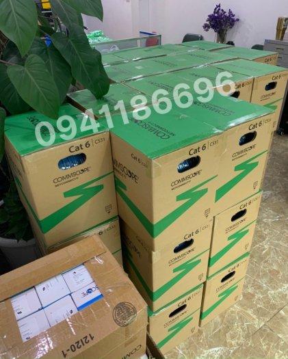Cáp mạng Commscope Cat6 UTP mã 1427254-60