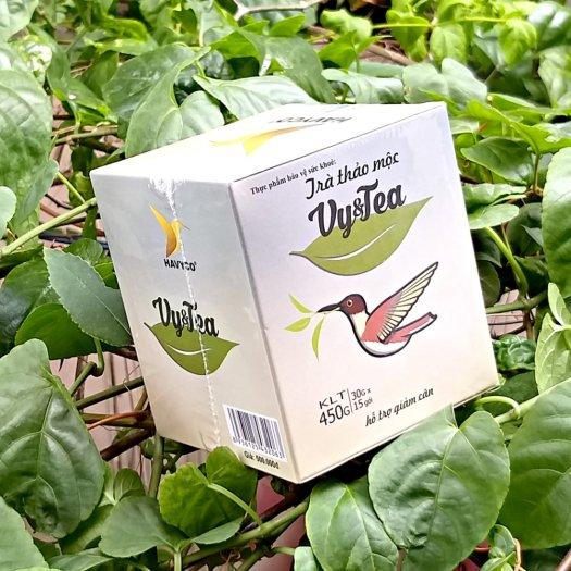 Trà giảm cân vy&tea2