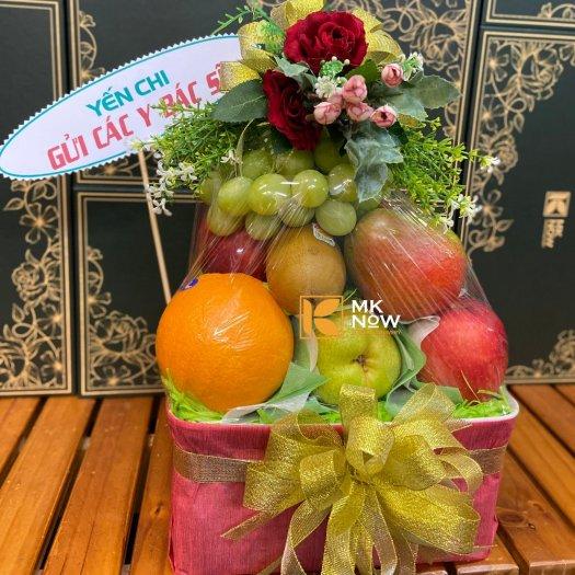 Hamper trái cây quà tặng quà y, bác sĩ - FSNK2180