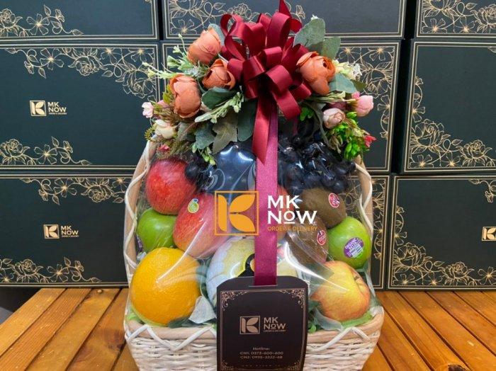Giỏ trái cây quà tặng cho bác sĩ - FSNK219 | Gọi ngay: 0373 600 6000
