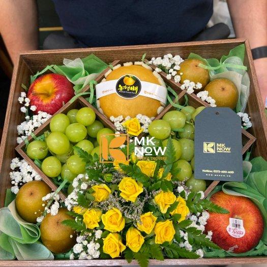 Hộp quà tặng trái cây TP HCM - FSNK2260
