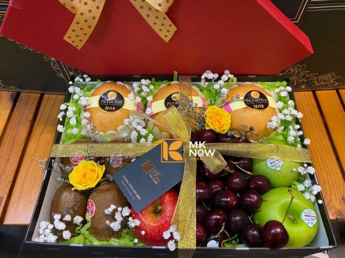 Hộp quà hoa quả nhập khẩu - FSNK2270