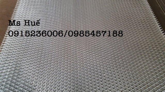 Lưới XG44, lưới làm sàn, lưới dập giãn, lưới trang trí mới 100%3