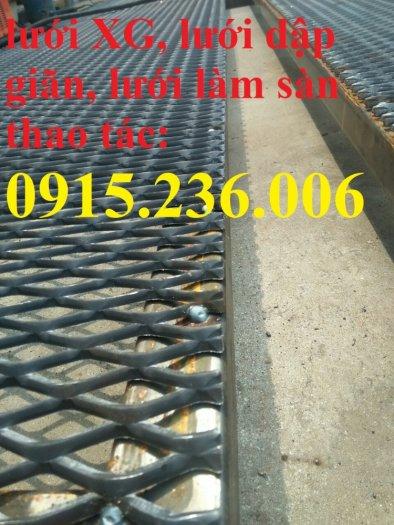 Lưới XG44, lưới làm sàn, lưới dập giãn, lưới trang trí mới 100%2