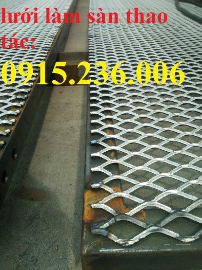 Lưới XG44, lưới làm sàn, lưới dập giãn, lưới trang trí mới 100%1