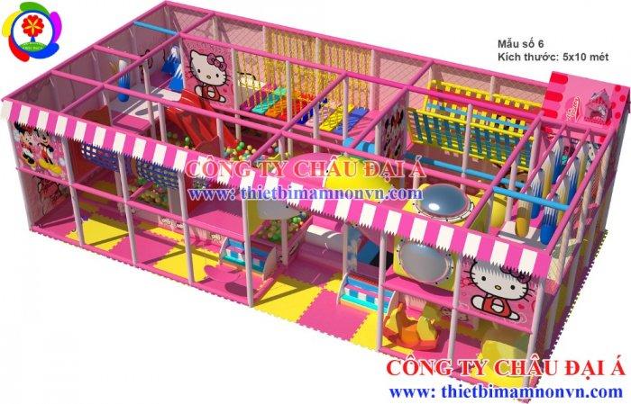 Thiết kế thi công khu vui chơi giá tốt6
