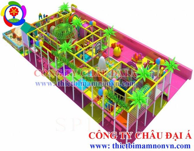 Thiết kế thi công khu vui chơi giá tốt2