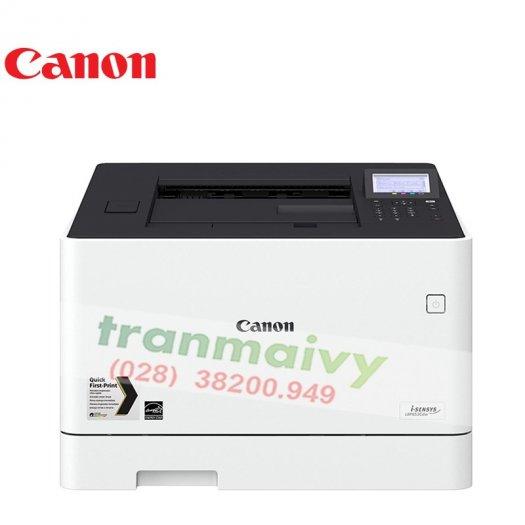 Máy in laser màu canon lbp 653cdw, canon 653cdw, máy canon 653cdw4